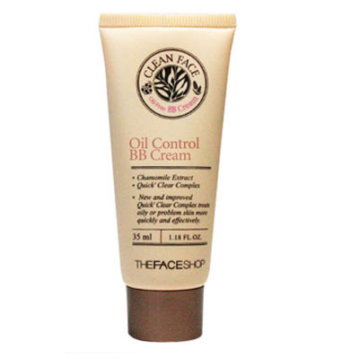 BB Cream Oil Cut The Face Shop 35g