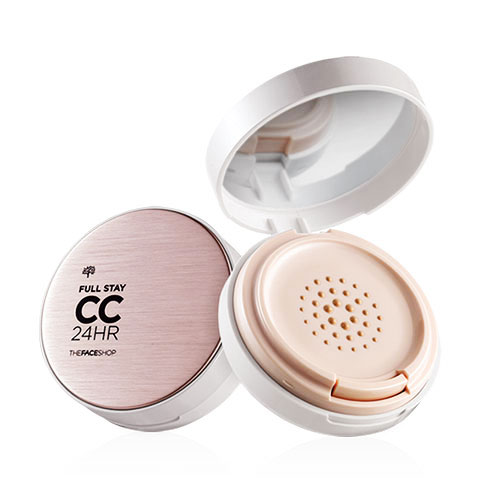 CC Cream The Face Shop Full Stay 24HR