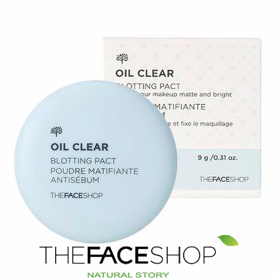 Phấn oil cut Thefaceshop