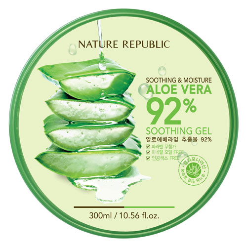 Gel Lô Hội Nature Republic 92%